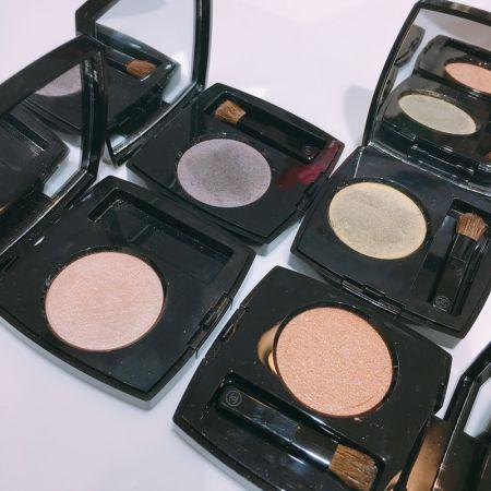 香奈兒Chanel單色恆彩眼影(共4色)1.8g,NT1270。