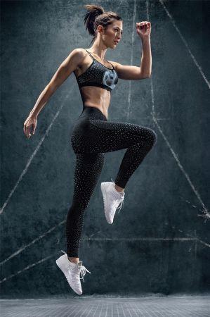 為專業訓練而生 Reebok LUX TIGHT CYMATICS專業訓練緊身褲