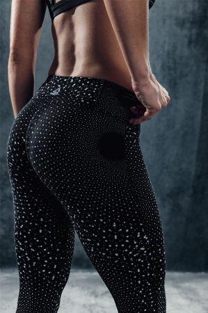 Reebok LUX TIGHT CYMATICS專業訓練緊身褲
