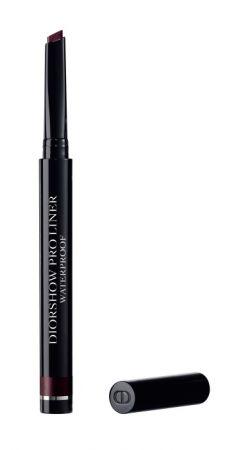 迪奧搶眼造型眼線膠筆,NT$900,#852(限量)