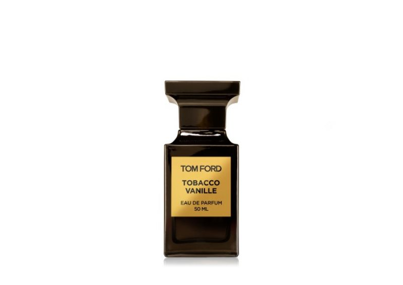 TOM FORD PRIVATE BLEND TOBACCO VANILLE私人調香系列午夜香草,50ML,NT$8,800/100ML,NT$12,400