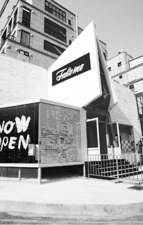 Fakeme 首爾專賣店