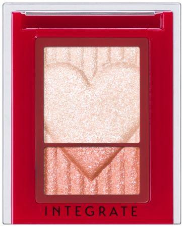 「印象派光透眼影盒」全五色(限定色雷諾瓦橘),2.5g,NT280