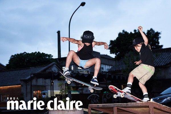 SKY父親: 滑板對他們來說除了是運動,也是他們的生活方式,玩到好,玩到精之後,他們很自然就停不下來。