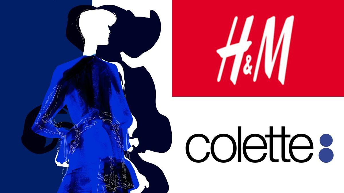 H&M最新聯名釋出!Studio 2017秋冬攜手巴黎潮店colette推出聯名單品
