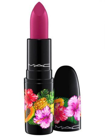 M.A.C時尚專業唇膏(共4色),NT830 (色號:Sí, Sí, Me! 明艷莓紫)