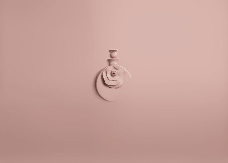 VALENTINA POUDRE裸膚女性淡香精,50ML,$3,450/80ML,$4,400
