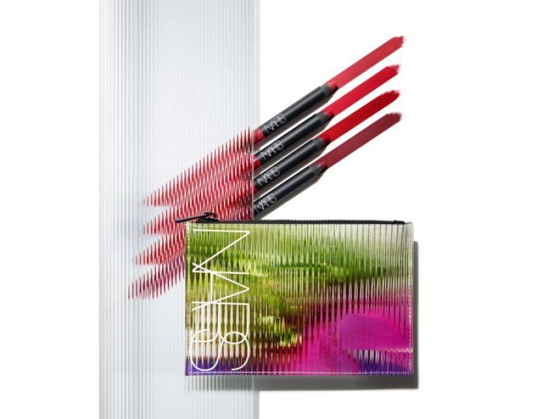 NARS紅唇秘語唇彩禮盒,2.4 g,NT2,200