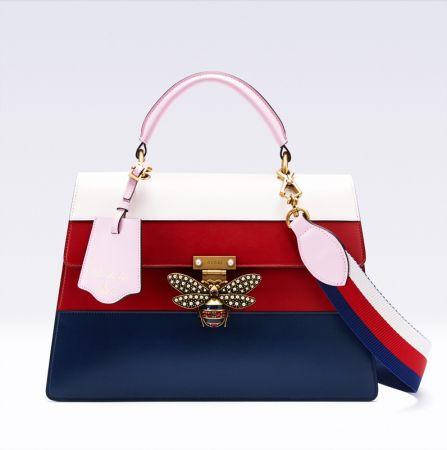 Queen Margaret 立體蜜蜂裝飾提包, NT$ 100,000