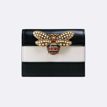Queen Margaret 立體蜜蜂裝飾短夾, NT$ 16,900