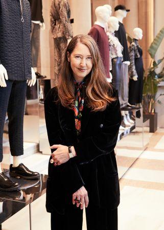 H&M 創意顧問 Ann-Sofie Johansson