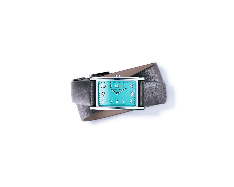 Tiffany East West Tiffany Blue錶盤迷你腕錶 NT$120,000