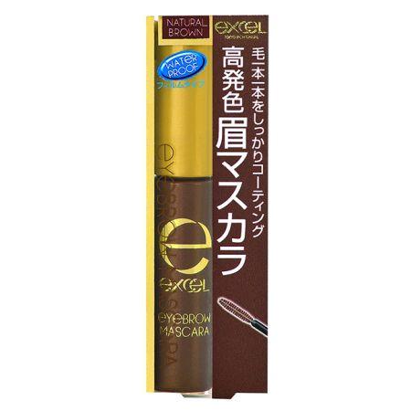 EXCEL自然染眉膏01自然棕,NT465