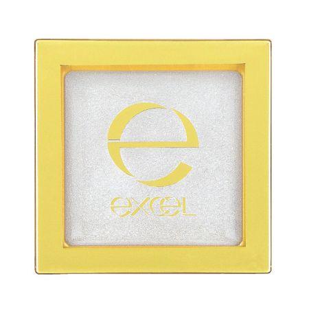EXCEL光感立體眼影霜02晶冰銀白,NT340