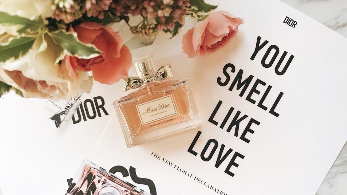 「聞起來像愛的香水!」娜塔莉波曼也迷醉~全新蜜糖香檳色Miss Dior香氛,絕美且令人傾倒!