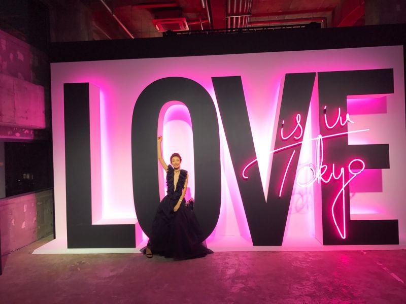 新一代「Miss Dior 香氛」日本發表會現場
