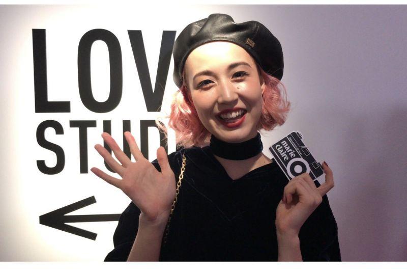 水原佑果出席日本Miss Dior新香水活動