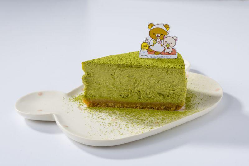 抹茶起司蛋糕