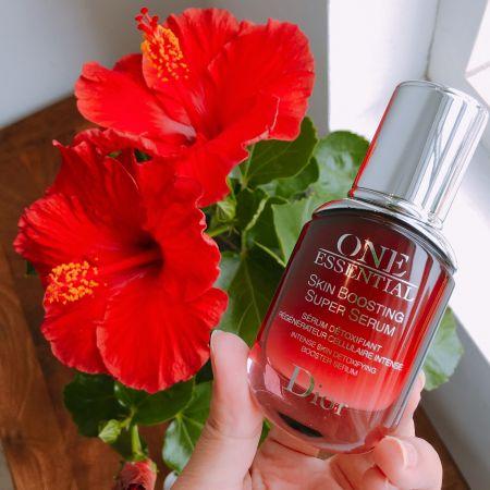 Dior回購率No 1.的小紅瓶超級精華,默默守護肌膚健康太暖心