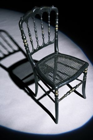 靈感起源:Antique Chair
