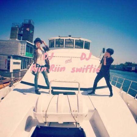 DJ RiinRiin & DJ swiftie