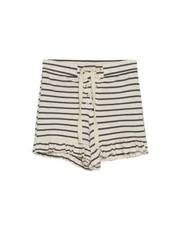 綁帶裝飾短褲NT690。