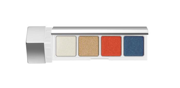 RMK FFFuture眼采盤Velvet White,NT$1,500