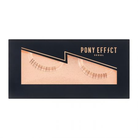PONY EFFECT 電眼正妹假睫毛,NT$290( #ALL NIGHTER)
