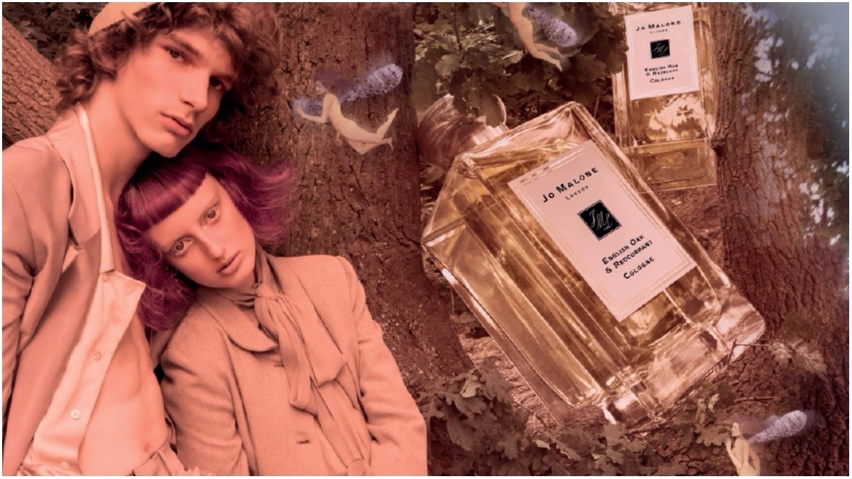 JO MALONE LONDON 9月上市英國橡樹2種新香,煙燻般溫暖卻甜美~全都因為這個獨家萃取技術