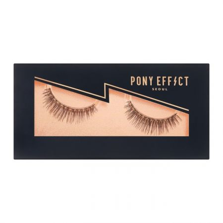 PONY EFFECT 電眼正妹假睫毛,NT$290(#JUST A RUMOR)