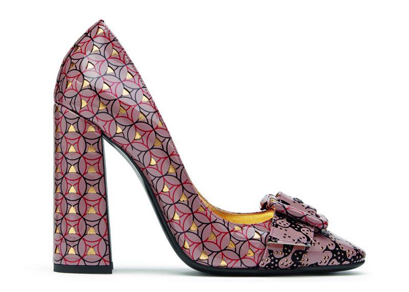 漆亮小牛皮高跟鞋,Bottega Veneta,NT34,700