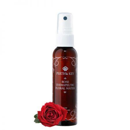 滿滿香氛正能量獎 10 名:PERTH KEY玫瑰花水 (價值$490),蒸餾萃取植物精油時所收集的液體,可噴於全臉、身體、頭髮上