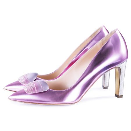 R · SANDERSON全新Shadow 系列粉紅鞋款,建議售價NT$65,800