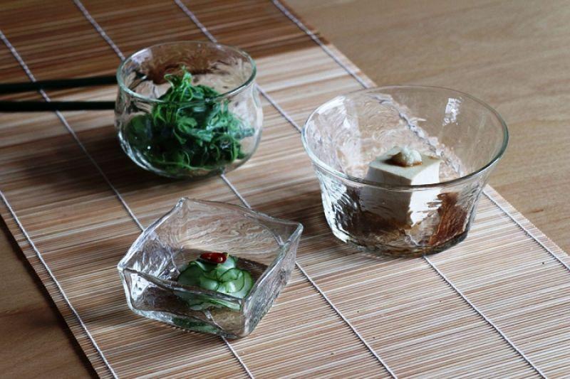 安土草多玻璃器皿