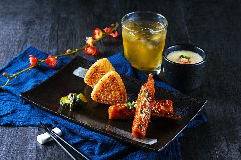 日式南蠻雪花鮭魚肚