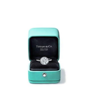 Tiffany 嶄新戒盒 - 承載美好未來與幸福的夢幻藍盒