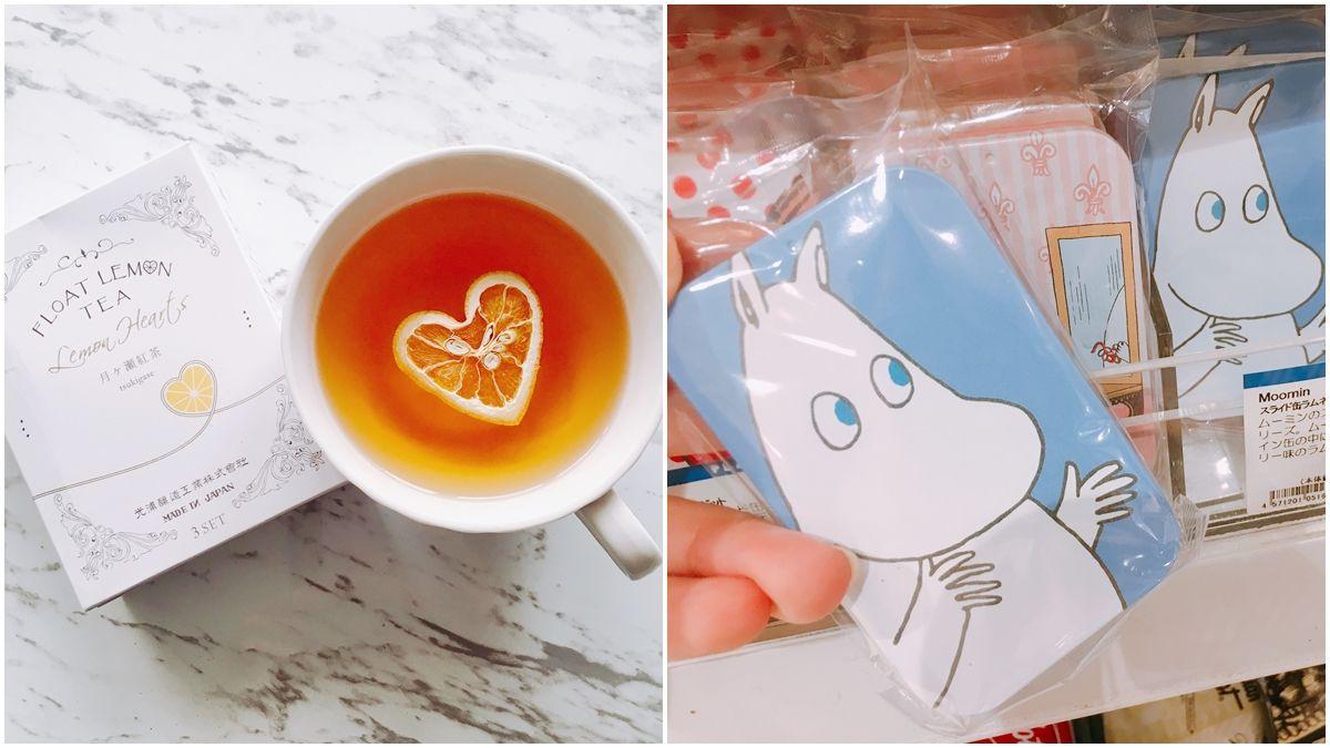【買得巧】愛心檸檬紅茶、貓咪茶包、焦糖奶油夾心餅…到東京玩不吃會後悔10樣日本零食伴手禮清單