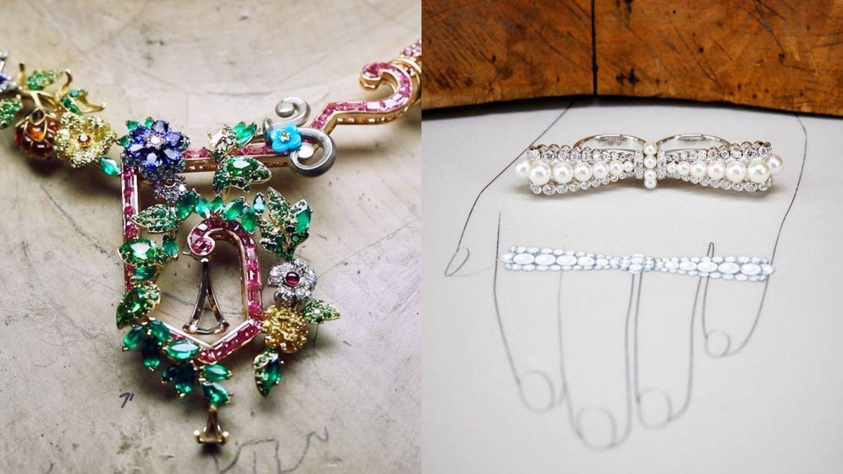 【編輯帶路】閃亮的季節!一窺十大頂級珠寶品牌的大師精神