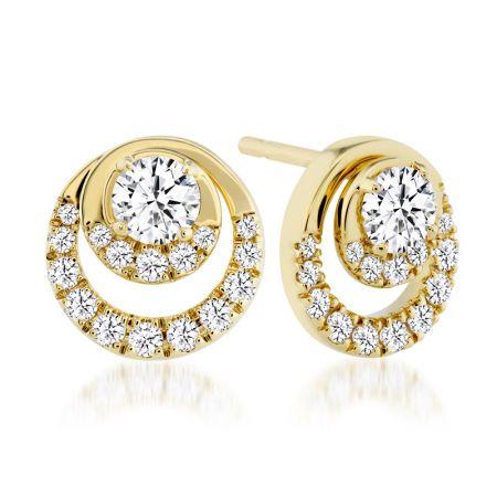 Optima鑽石項鍊,鑽石總重0.75ct 售價$152,000