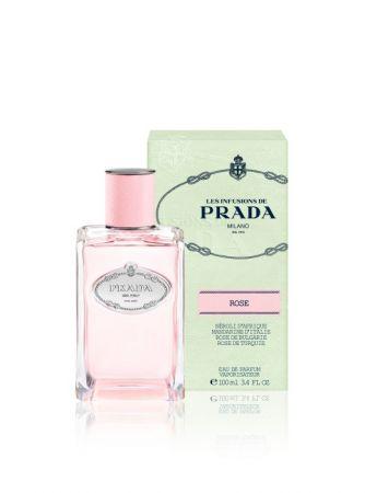 Prada 玫瑰精粹淡香精100ml,NT4,900