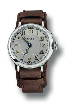 Big Crown 1917 限量錶,直徑 40mm 精鋼材質,自動機芯,Oris。