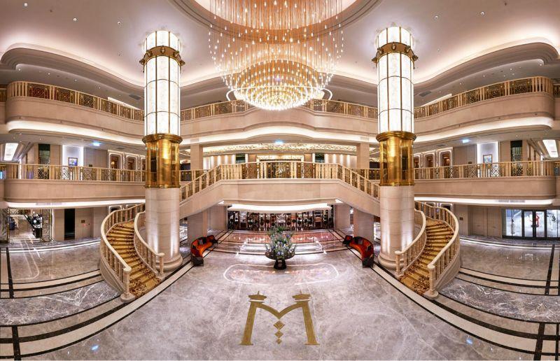 台北— 台北美福大飯店