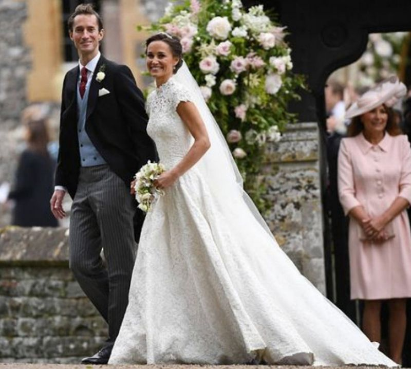 Pippa Middleton & James Matthew