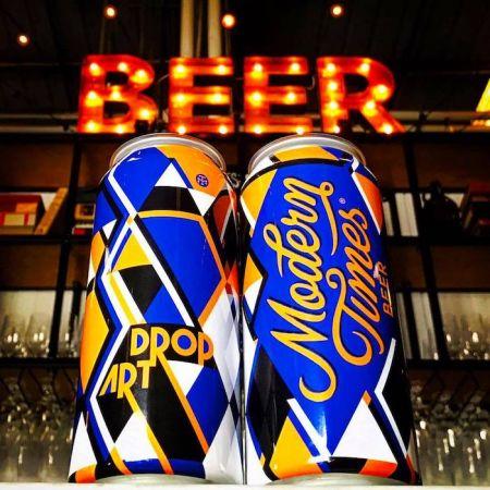 Drop Art 芒果橙皮比利時農莊啤酒
