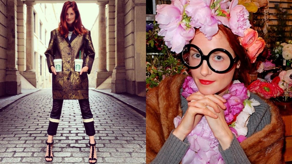 「時裝變色龍」Taylor Tomasi Hill與生俱來的美感天賦