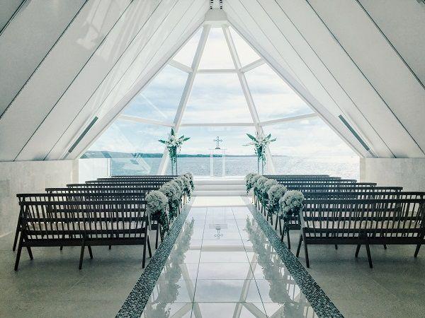 沖繩喜來登聖瑪麗娜渡假村超美教堂