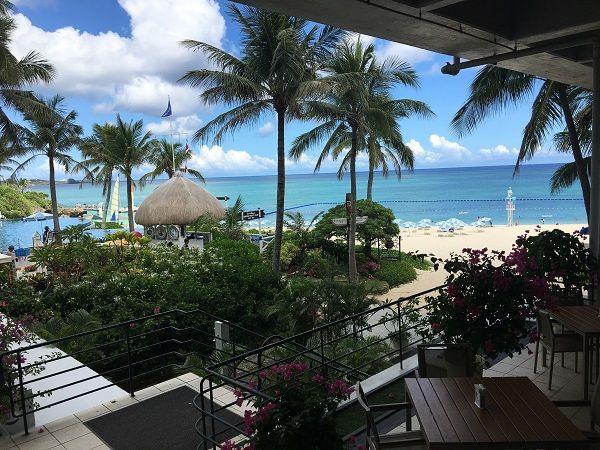 沖繩月亮海灘飯店