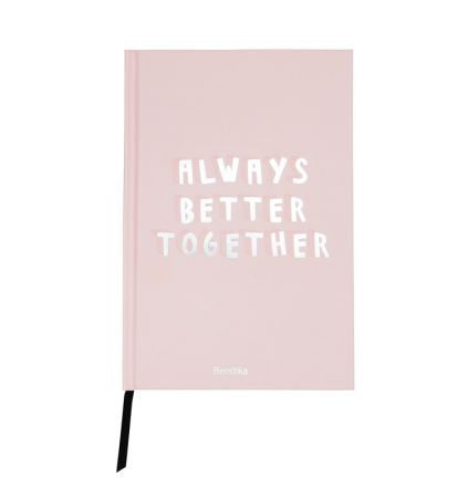 Bershka agenda notebook $590