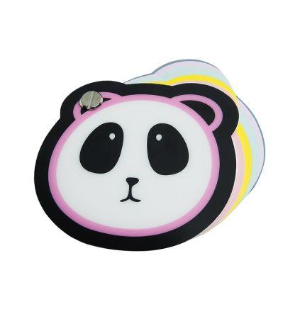 Bershka panda notepad $190