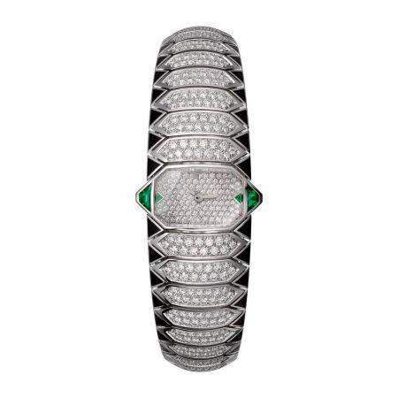 Resonances de Cartier系列頂級珠寶鑽石腕錶